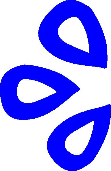Tears clipart vector Image Download Art vector Blue