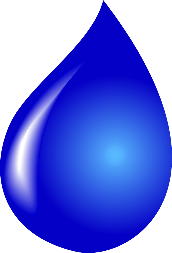 Tears clipart vector Vector water Outline Art Art