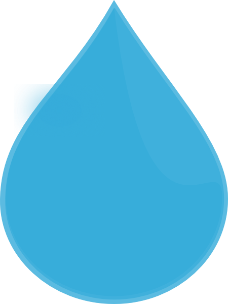 Water Droplets clipart icon Com  Drop Download art