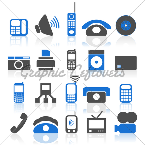 Technics clipart GL Icons The Electronic A