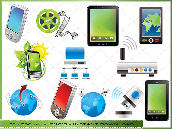Technology clipart computer Information  Images Technology Graphic