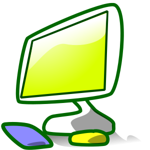 Technology clipart computer Clipart Images Panda Free Computer