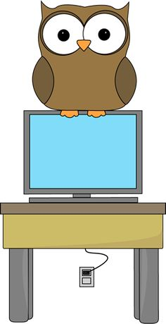 Owl clipart helper Computer Banners and Owl Vector