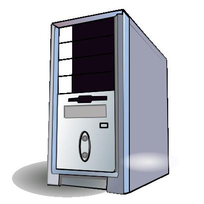 Technology clipart computer hardware Pc of Box Arauj Clipart