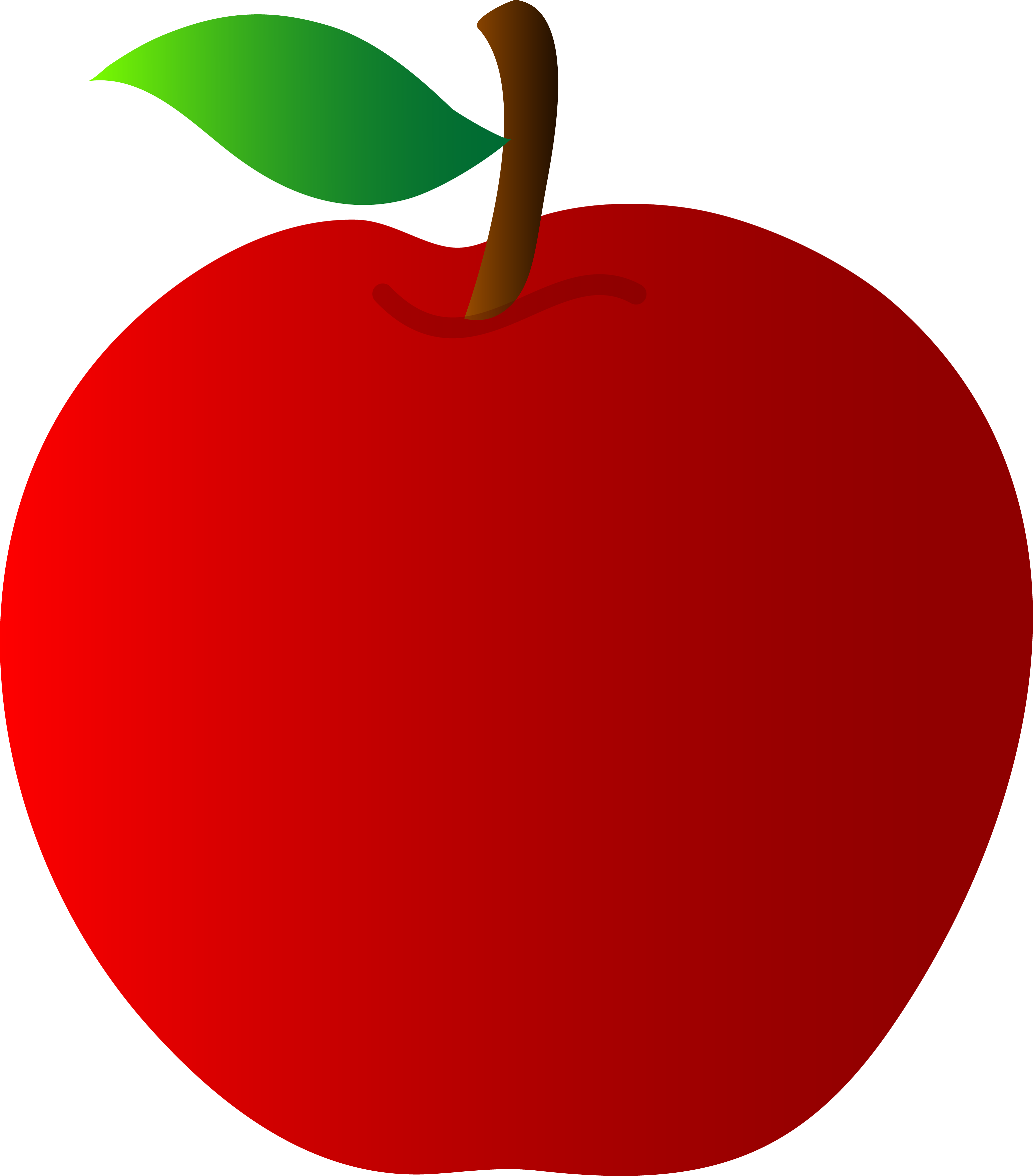 Dots clipart transparent apple  FrontPage Technology School Elementary