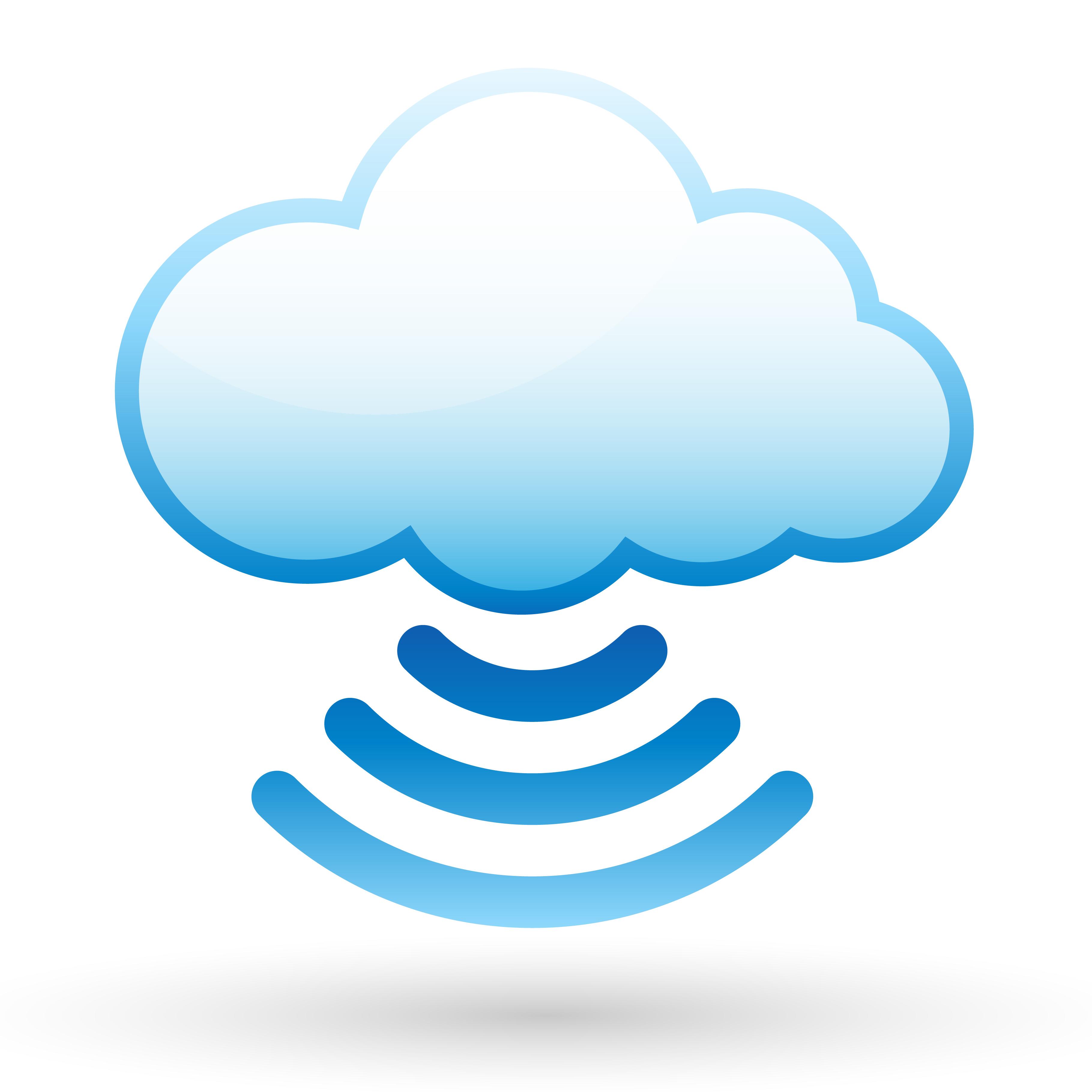 Clouds clipart cloud computing Internet Icon internet icon cloud