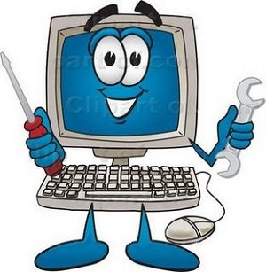Technology clipart it support Computer with Course provided Systems/Hardware