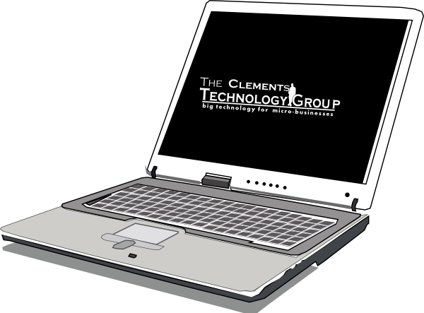 Technology clipart laptop Clip Art this at Clip
