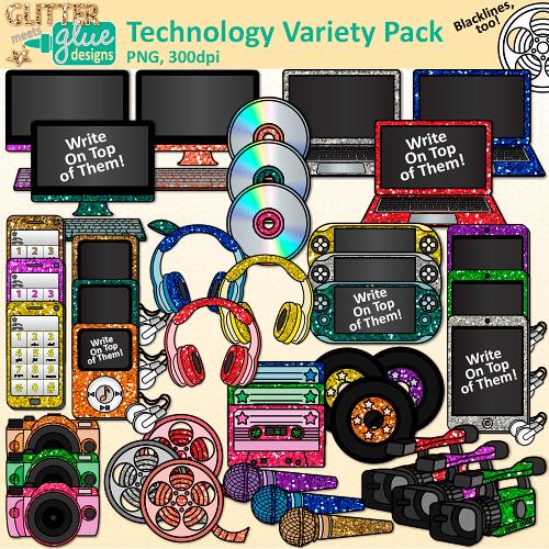 Technology clipart laptop Art iPad clipart Art iPod