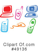 Technology clipart royalty free Royalty Illustration Free by #49136