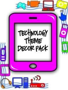 Technology clipart technology class Grade theme? from in upper