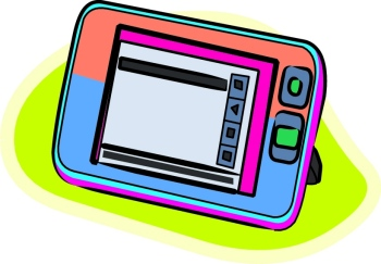 Technology clipart the classroom clipart Clipart Clipart Classroom Art 09_4RB