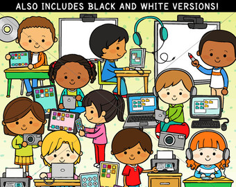 Technology clipart the classroom clipart Clip art Clip Technology in