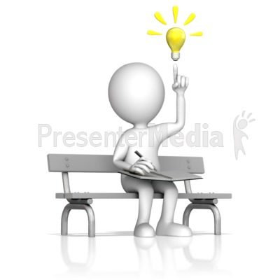 Reflection clipart thinker Park Presentation On Clipart and