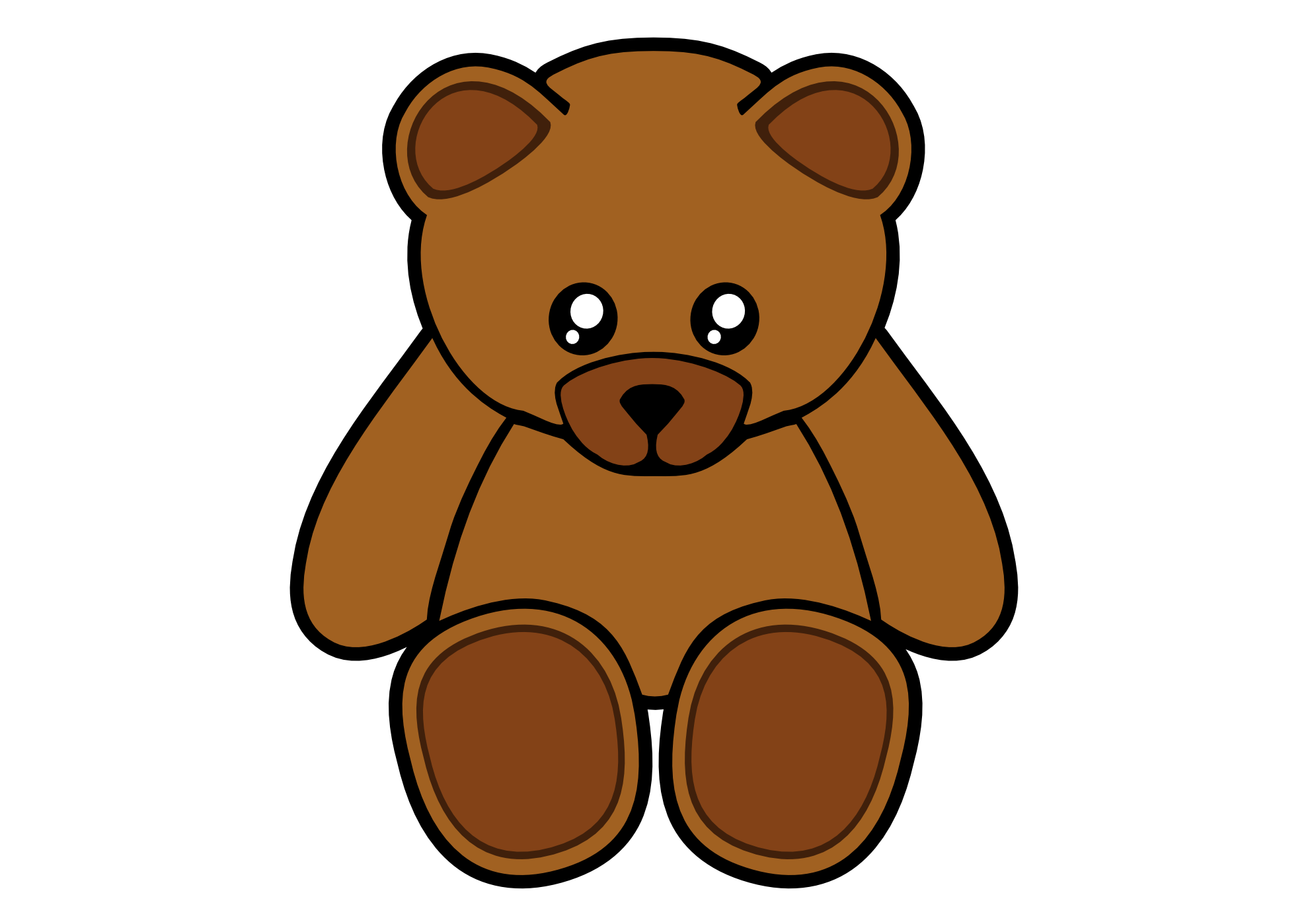 Brown Bear clipart teddy bear Teddy clipart tatty on Teddy
