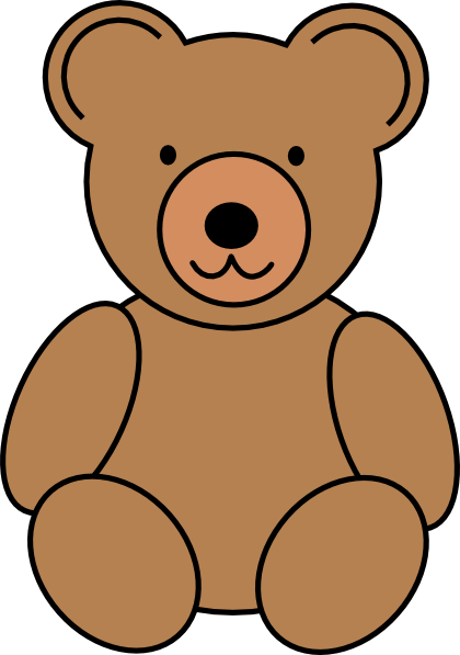 Teddy clipart doll Teddy Clipart Clipart Free Bear