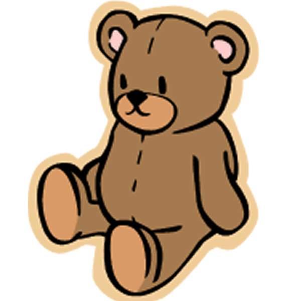 Teddy clipart 2 bears clip art clip