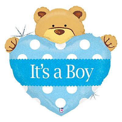 Teddy clipart baby blue Boy Teddy  Boy Baby