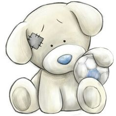 Teddy clipart baby blue Find this  Girl and