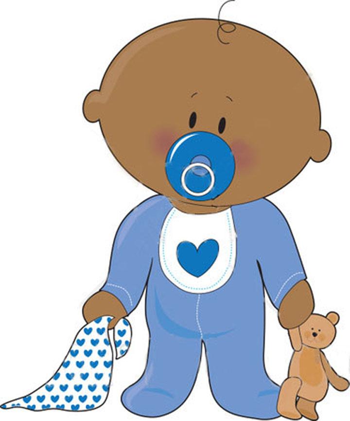 Teddy clipart baby boy Free Boy com Boy Image