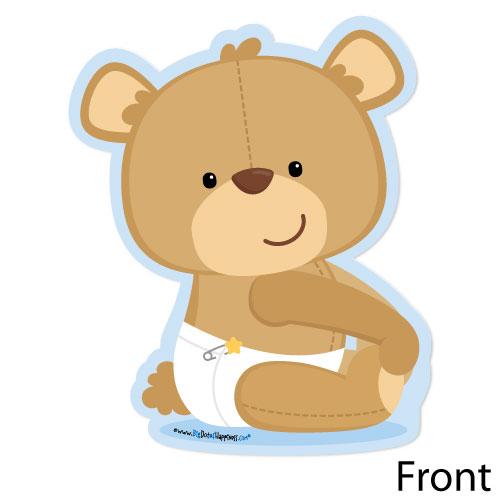 Teddy clipart baby boy Off Baby Baby teddy