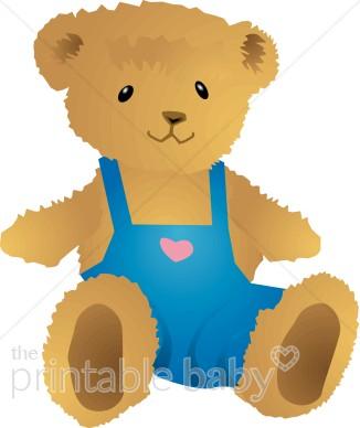 Teddy clipart baby boy Bear Bear Teddy Boy Teddy