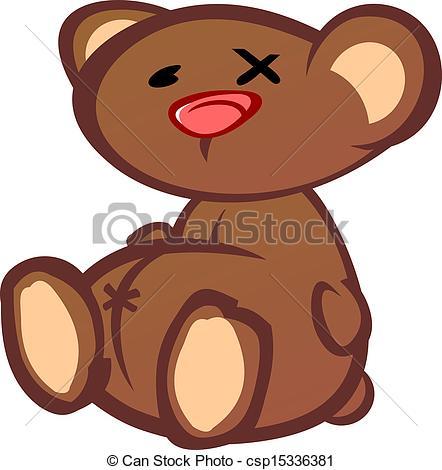 Teddy clipart beat Up Beat Char Teddy Char