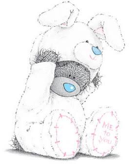 Teddy clipart bunny #12