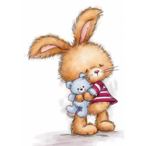 Teddy clipart bunny #15