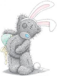 Teddy clipart bunny #9