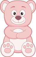 Teddy clipart children toy Free Toy Toys Graphics Size: