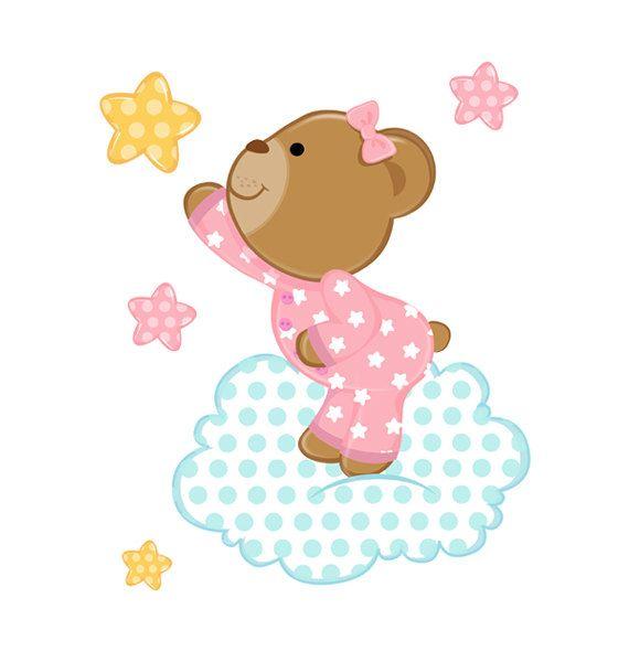 Teddy clipart children's #12