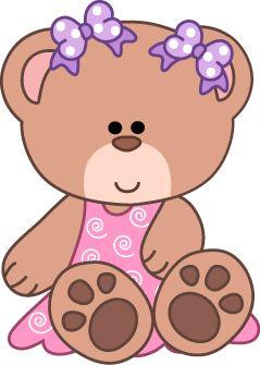 Teddy clipart children's #8