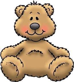 Teddy clipart children's #5