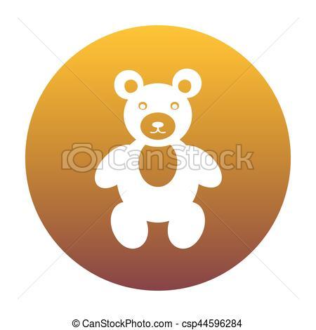 Teddy clipart circle #10
