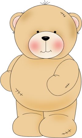 Teddy clipart cute bear · Pinterest Clip T TEDDY