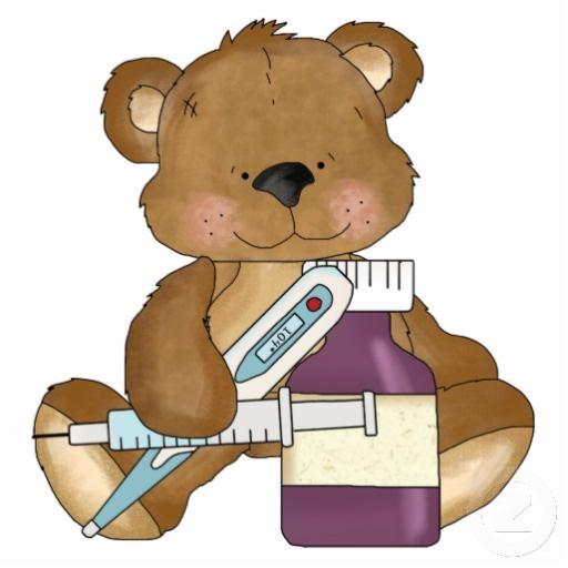 Teddy clipart doctor #12