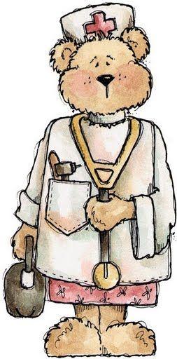 Teddy clipart doctor #11