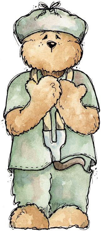 Teddy clipart doctor #13