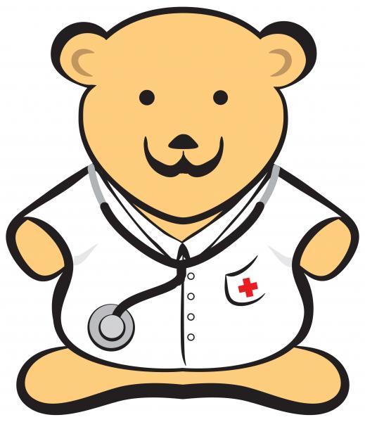 Teddy clipart doctor #10