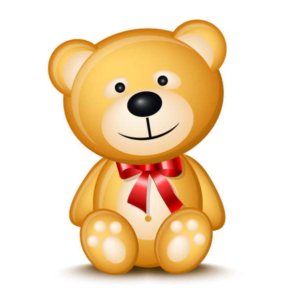 Teddy clipart doll Bear image bear 01 Teddy