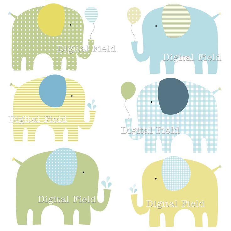 Teddy clipart elephant #10