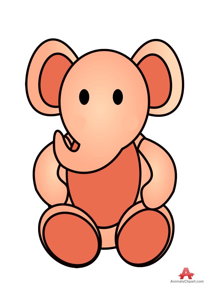 Teddy clipart elephant #14