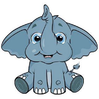 Teddy clipart elephant #8