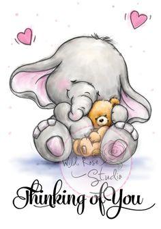 Teddy clipart elephant #11