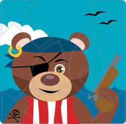 Teddy clipart eye #3