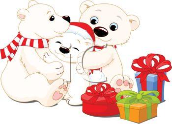 Teddy clipart family #14