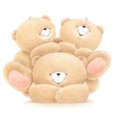 Teddy clipart family #13