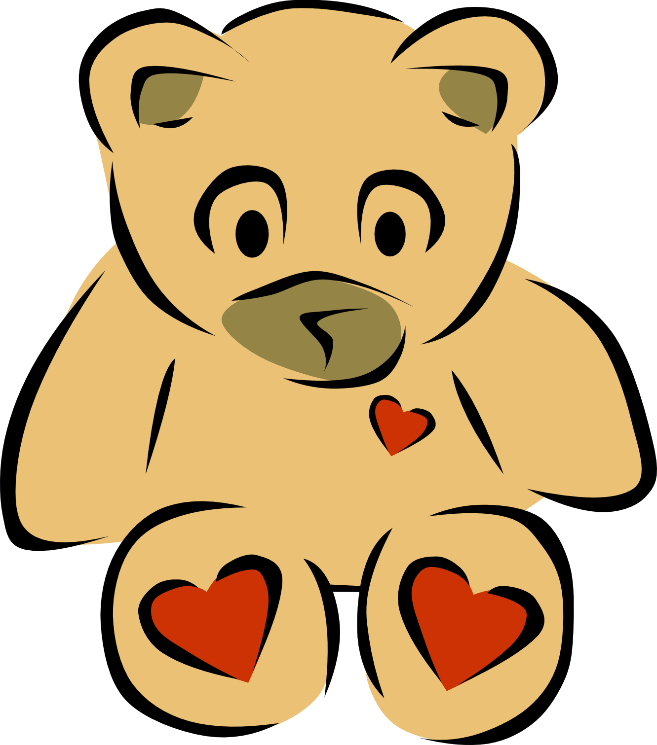 Teddy clipart grizzly bear Clipart Images Grizzly Clipart Bear