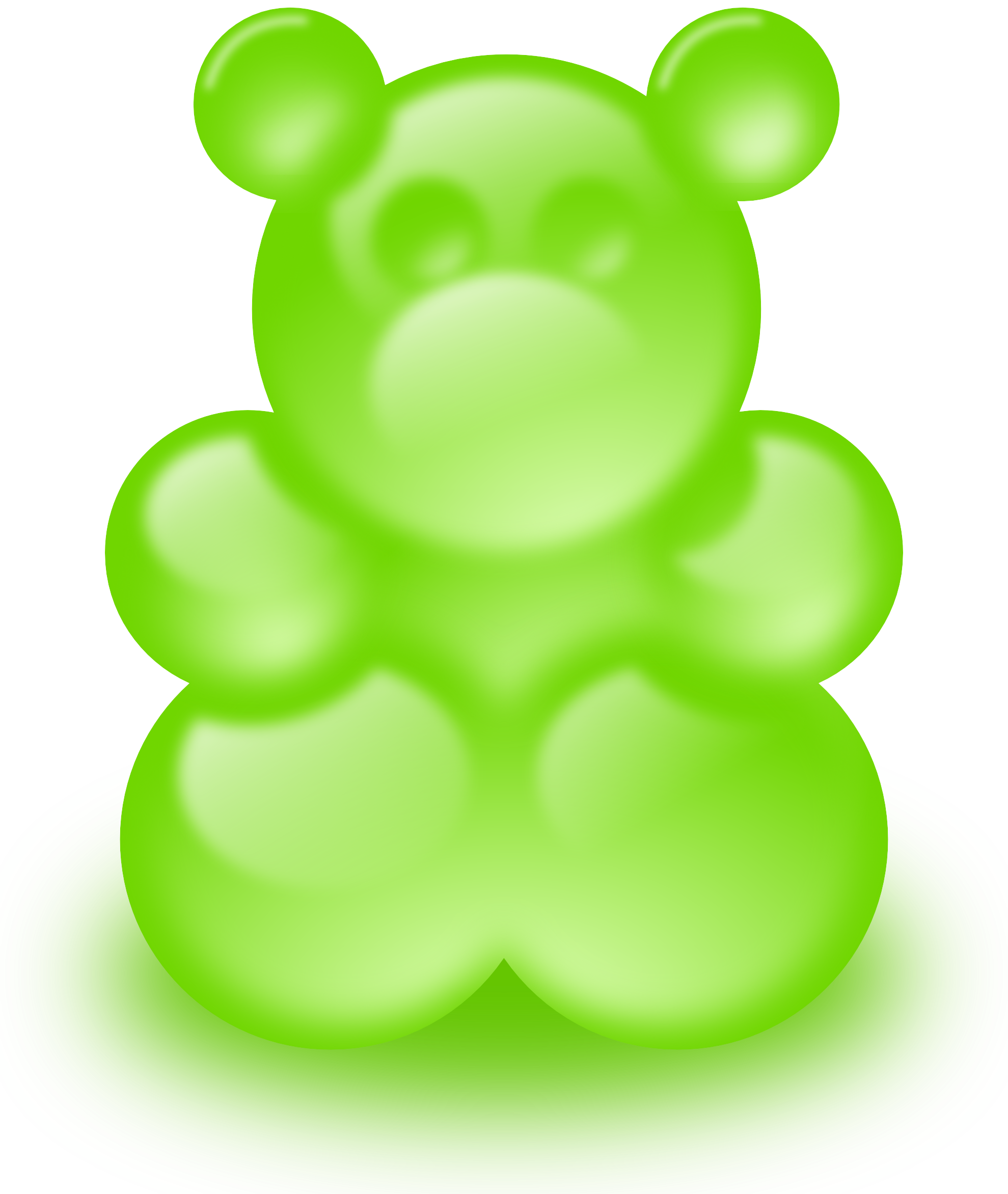 Teddy clipart gummy bear Book png Sort Of 1794(K)
